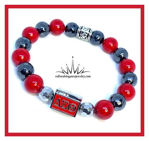 """Delta """"Inspired"""" Bracelet (Block)"""