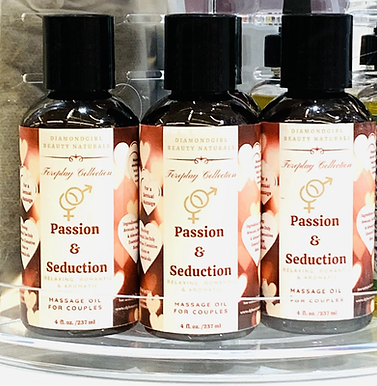 Aphrodisiac Massage Oil