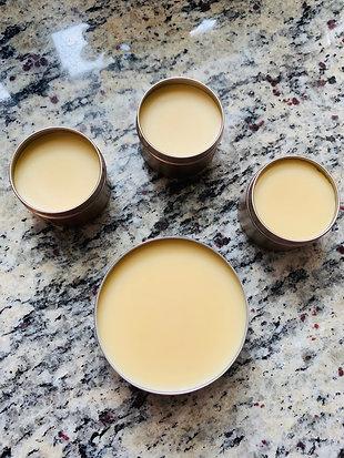 Beard Balm Mango Vanilla 2  - 4 oz.