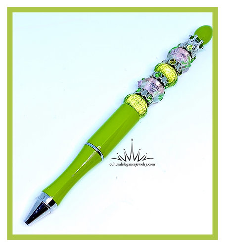 """Intellectual Rose"" Boss Lady Pen"