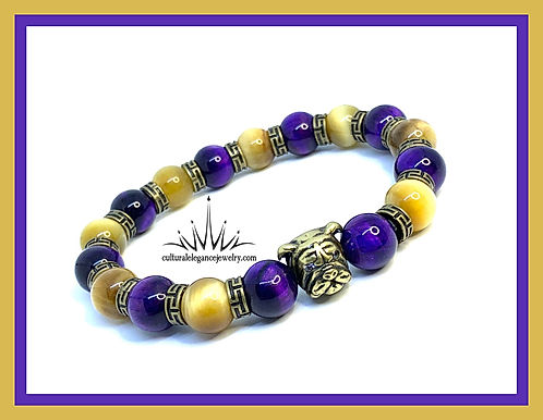 "Omega Psi Phi ""Inspired"" (Bulldog) 10mm"