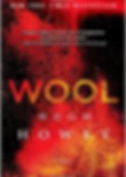 "Book Cover of Hugh Howey's ""Wool"""