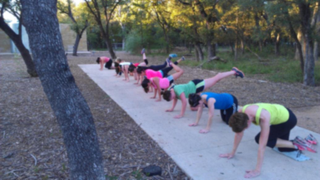 Fitness Boot Camp Personl Trainer San Antonio Rewards Porgra