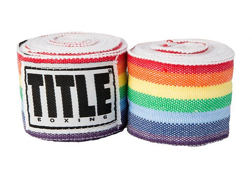"TITLE Select 180"" Semi Elastic Mexican Hand Wraps"