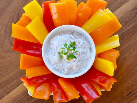 Smoked Salmon and Dill Dip