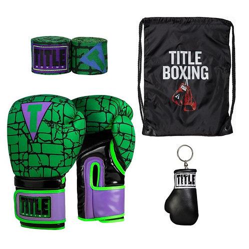 TITLE Boxing Goliath Kit