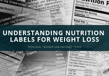 Understanding Nutrition Labels For Weight Loss