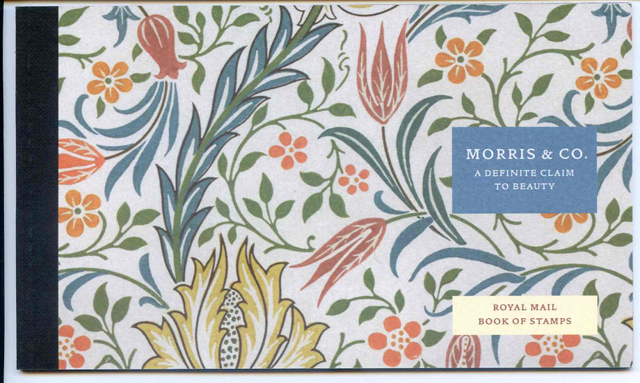 DY1 Morris & Co Prestige Booklet