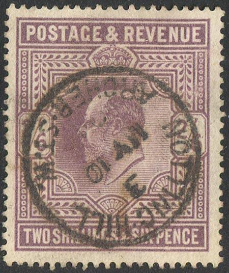 SG260 2/6 Lilac Fine Used