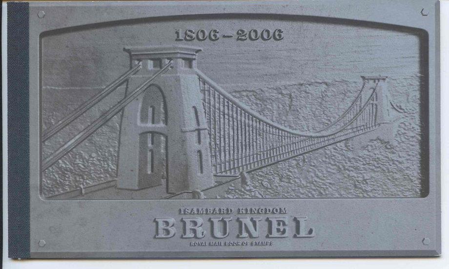 DX36 Brunel Prestige Booklet