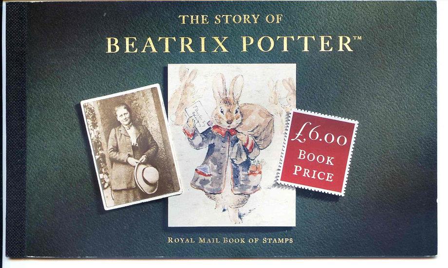 DX15 Beatrix Poter Prestige Booklet