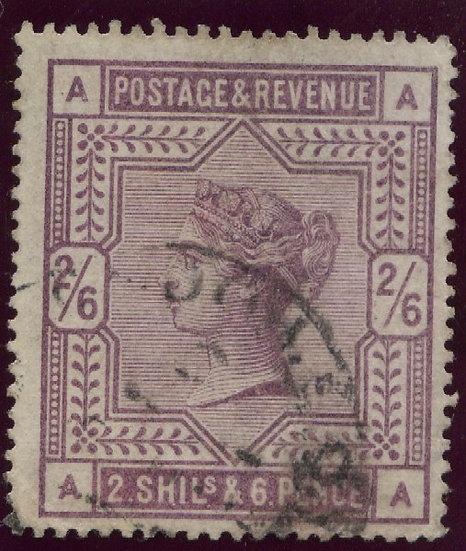 SG178 2/6 Lilac Fine Used