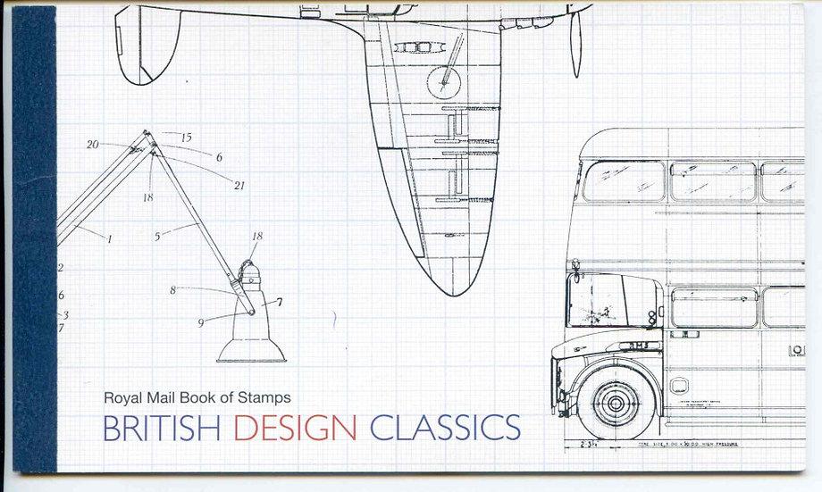 DX44 World of Invention Prestige Booklet