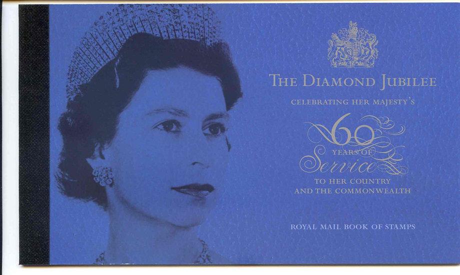 DY4 Diamond Jubilee Prestige Booklet