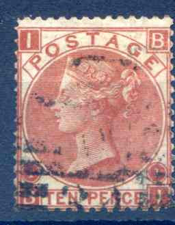 SG114 10d Deep Red Brown Fine Used