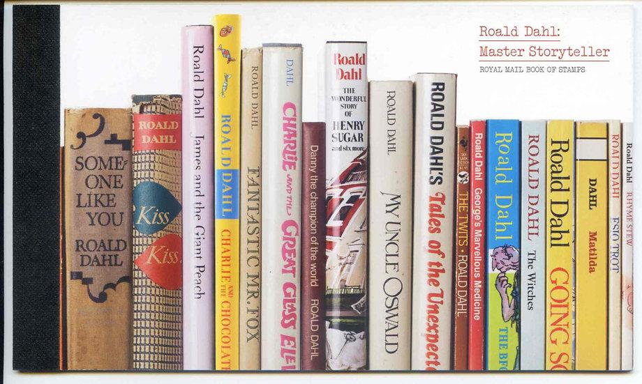 DY3 Roald Dahl Prestige Booklet