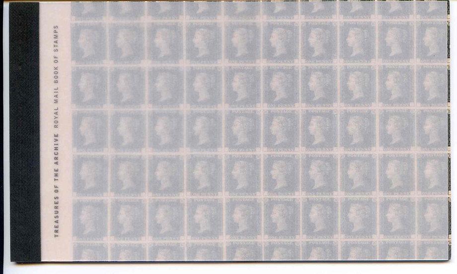 DX46 Treasures of the Archive Prestige Booklet