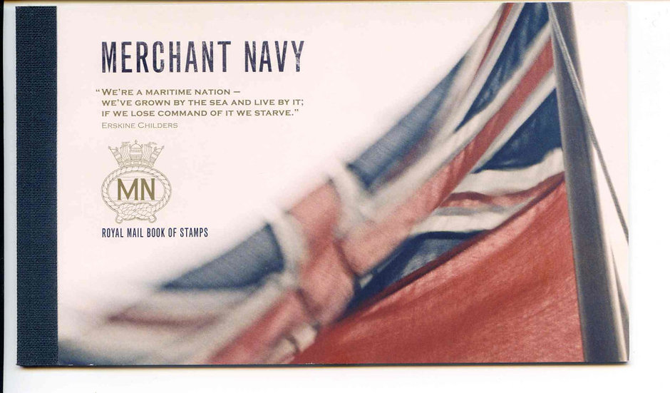 DY8 Merchant Navy Prestige Booklet