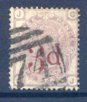 SG159 3d on 3d Lilac Fine Used
