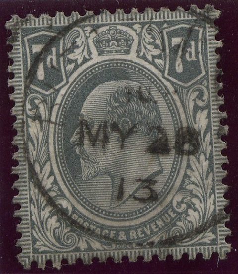 SG305 7d Slate Grey Fine Used
