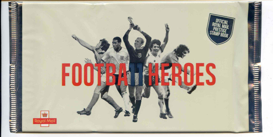DY7 Football Heroes Prestige Booklet