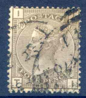 SG154 4d Grey Brown Fine Used
