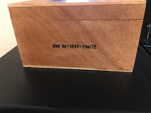 S.O: Series Box 1. Left Side