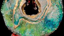 Detail 2 (back of Geode Arc)