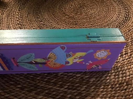 S.O: Series Box 2. Side View