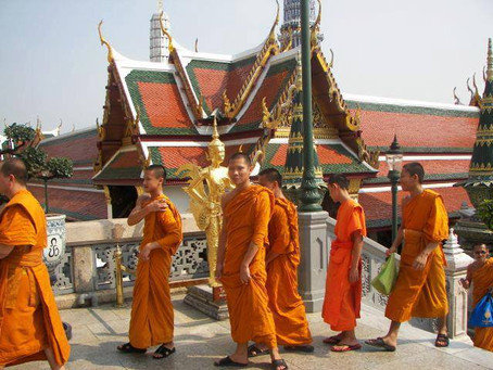 Thailand and Volunteering with The Thai Mundo Project