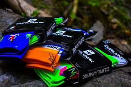 Curlynak chaussettes made in france born in chamonix trail vélo running