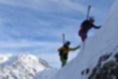 Chaussettes de ski fabriquées en France
