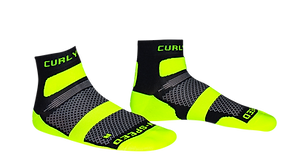 Chaussettes trail made in France Curlyna