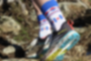 Chaussettes made in France trail vélo sk