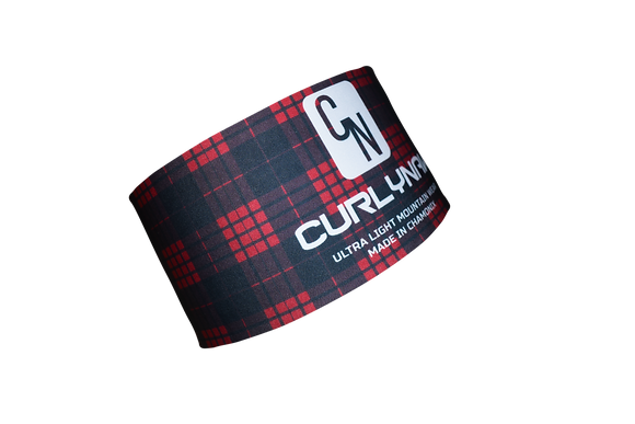 "MOUNTAIN HEADBAND ""TARTAN"""