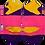 "Thumbnail: CN-LIGHT ""Rose/Violette/Jaune"""