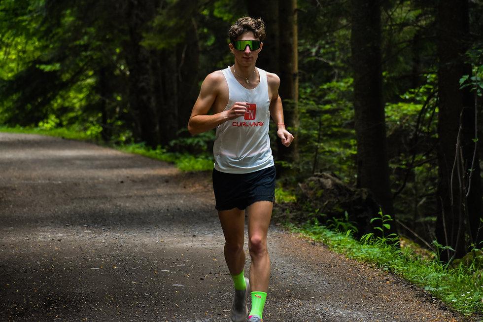 Débardeur Trail Running made in France u