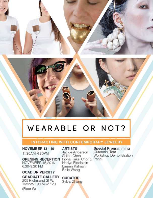 'Wearable or not?' Interacting with contemporary jewellery