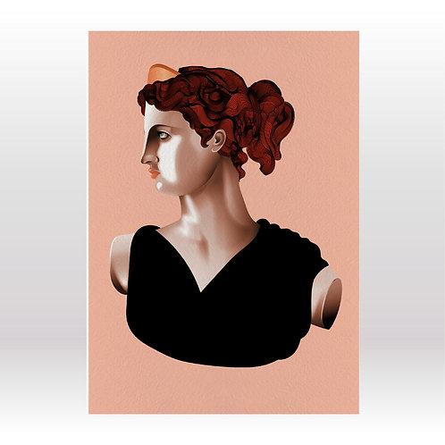 Artemis Portrait - (Other colours available)