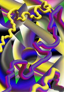 Quantum by Cornelia Van Rijswijk