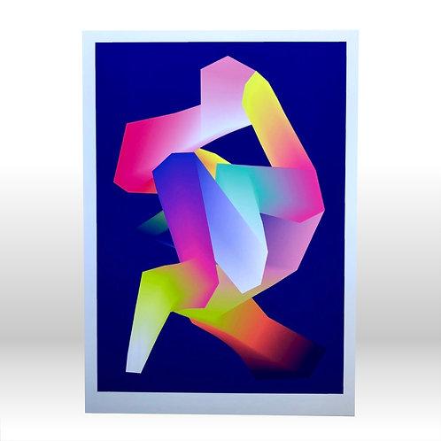 System- A3 Fine Art Print