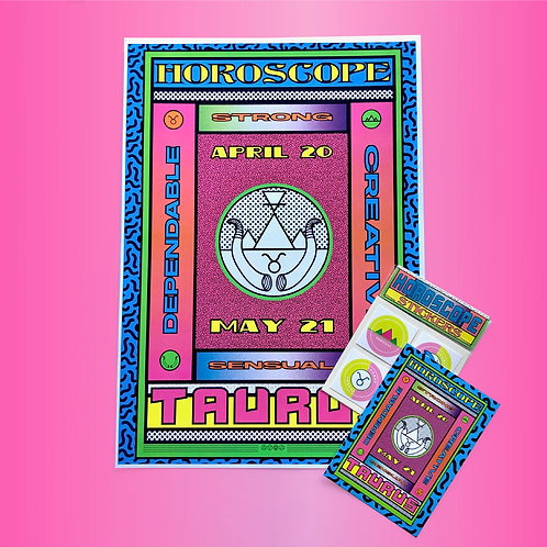 TAURUS - HOROSCOPE BUNDLE PACK