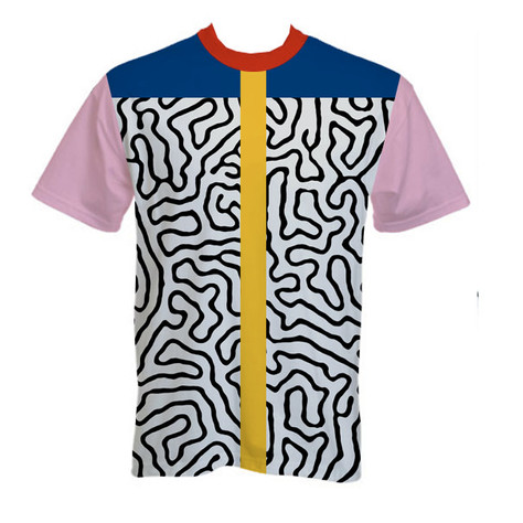 memphis milano fashion Cornelia van rijswijk, fashion design,fashion, graphic design, in real life, in real life london,