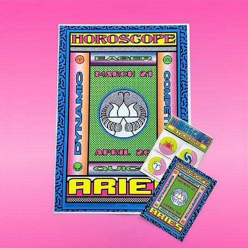 ARIES - HOROSCOPE BUNDLE PACK