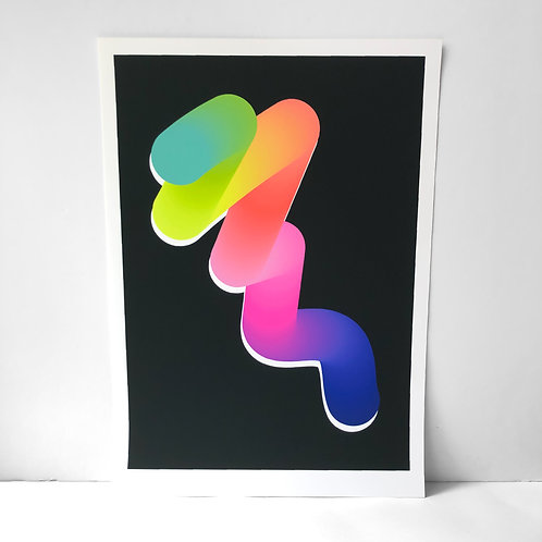 Worm №2 - Fine Art Print