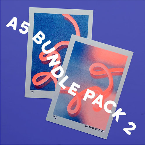 A5 Bundle Pack 2