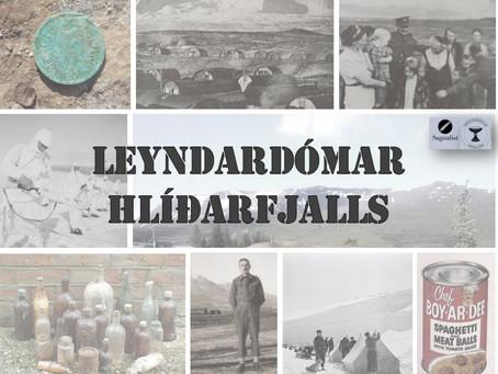 Fyrsti þáttur af Leyndardómum Hlíðarfjalls kominn í loftið