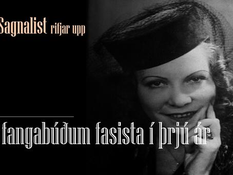 Í fangabúðum fasista í þrjú ár