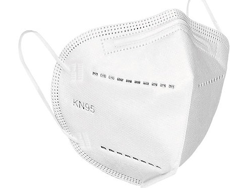 KN95 Mask with 5 layer filtration, 20 Count
