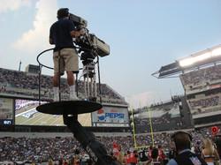 TV Crew Cart Cam